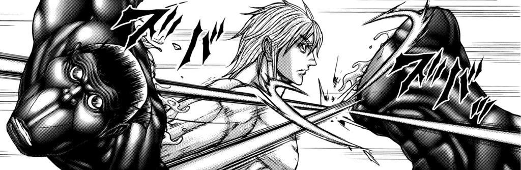 Joseph Gustav Newton slashing roaches like a boss by Makoto-nii-chan