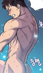 Super passionate lover Ho Jin-kun in full action!