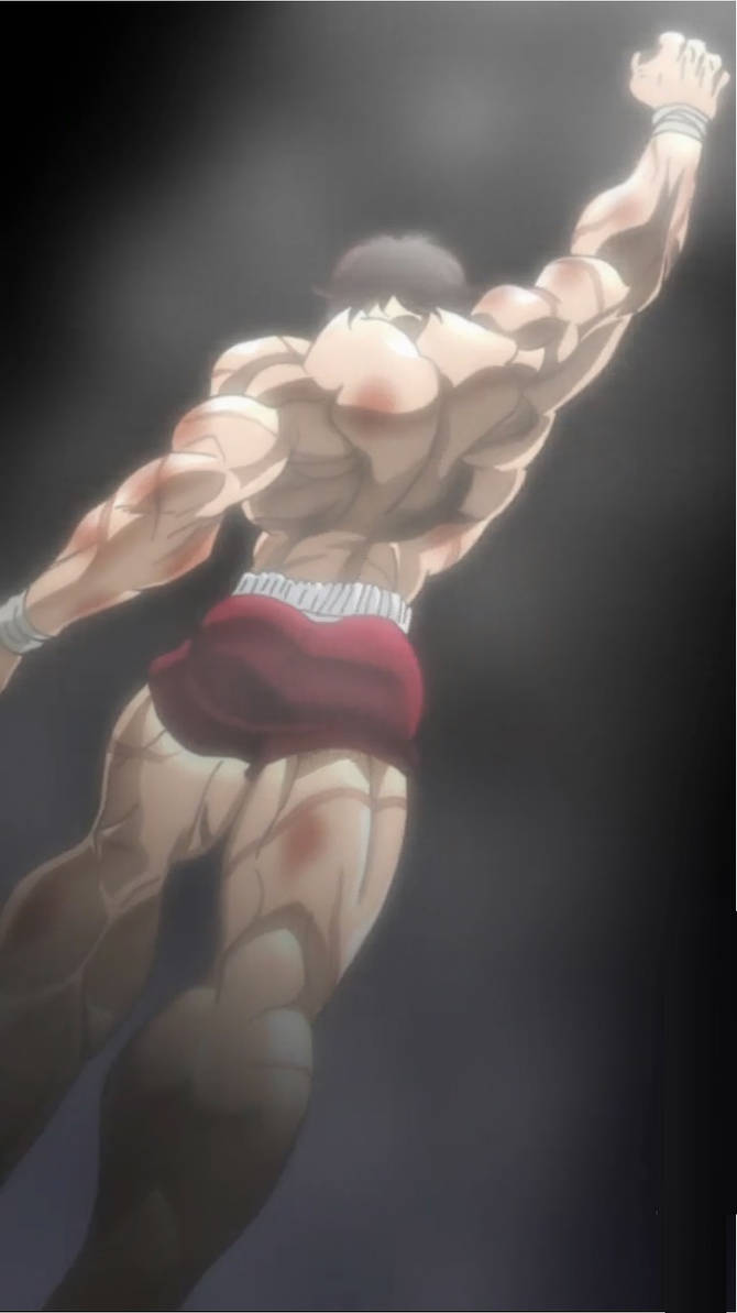 GRAPPLER BAKI IS BACK!!! :D by Makoto-nii-chan on DeviantArt