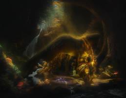 THE BOTANIST by Lunarlueur
