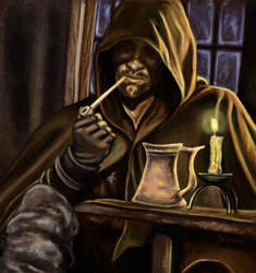 Aragorn by DemonJN