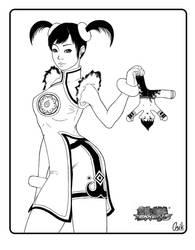 Xiaoyu for Kati by DemonJN