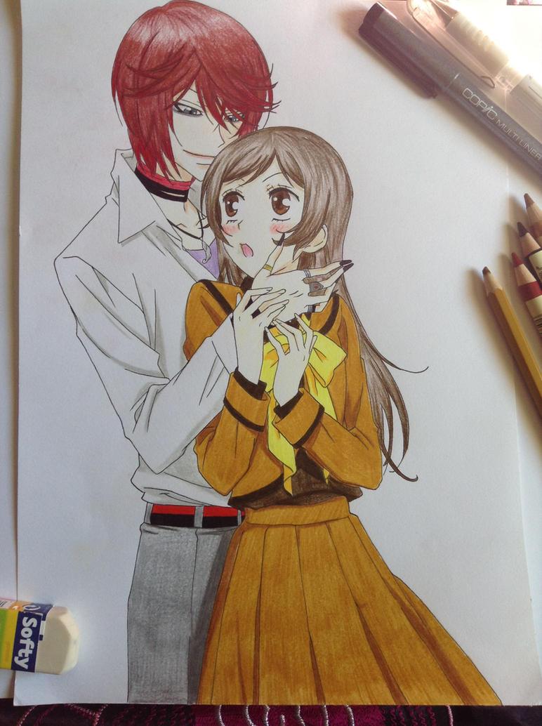 Kamisama Kiss Kurama And Nanami By Thesassyfox On Deviantart
