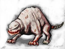 Quick Paint: Mutant Rat
