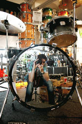 the world in Drum-like Vision by ChibaMeta