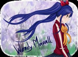 Wendy Marvell by justxneko