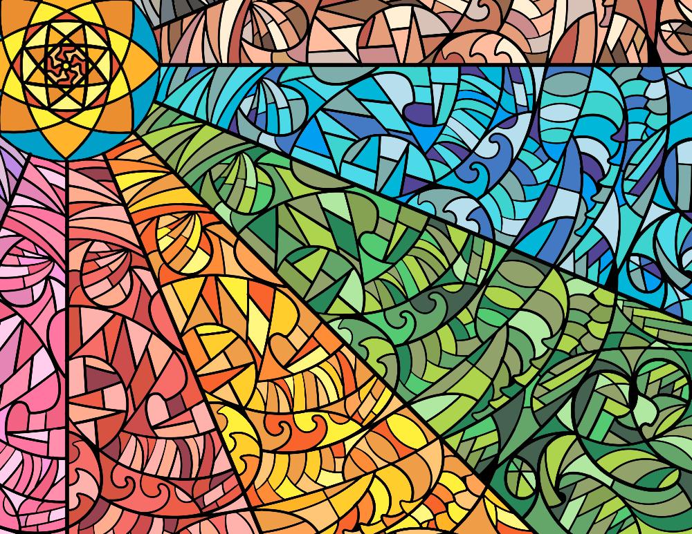 Glass Sunlight by SketchPenWriter