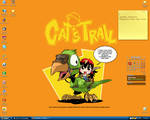Cat's Trail Desktop