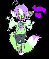 Toxic myo slot by SkylerTheSkeleton