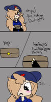 A new Adventure page 3 prolog end by SkylerTheSkeleton