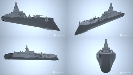 Charon Class Destroyer