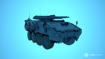 Briarios IFV configuration