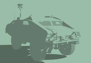 military utility vehicle  (WIP)