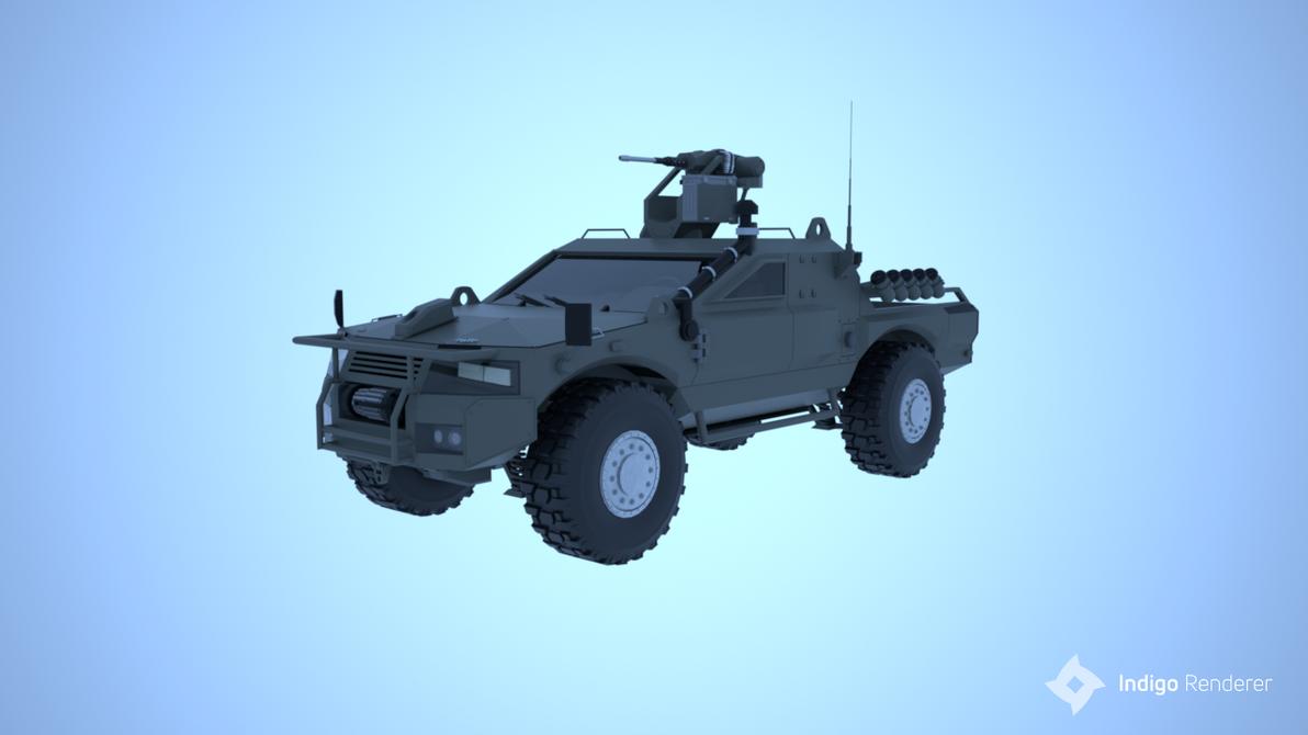 Pyrrhus (light armored patrol and recon vehicle)