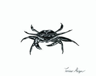 Crab by Tanias-Reign