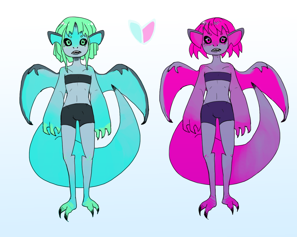 Adoptables!!! 5$ each OPEN by 02321