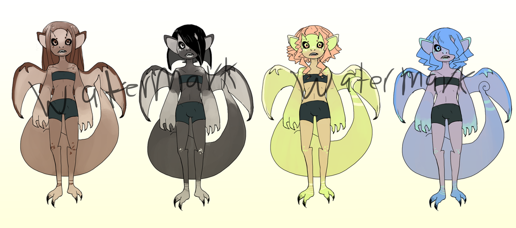 Birdy Adoptables (Open) by 02321