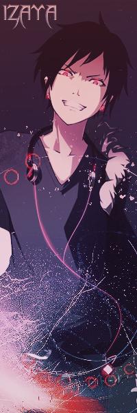 Izaya by LonelyYuukiHime