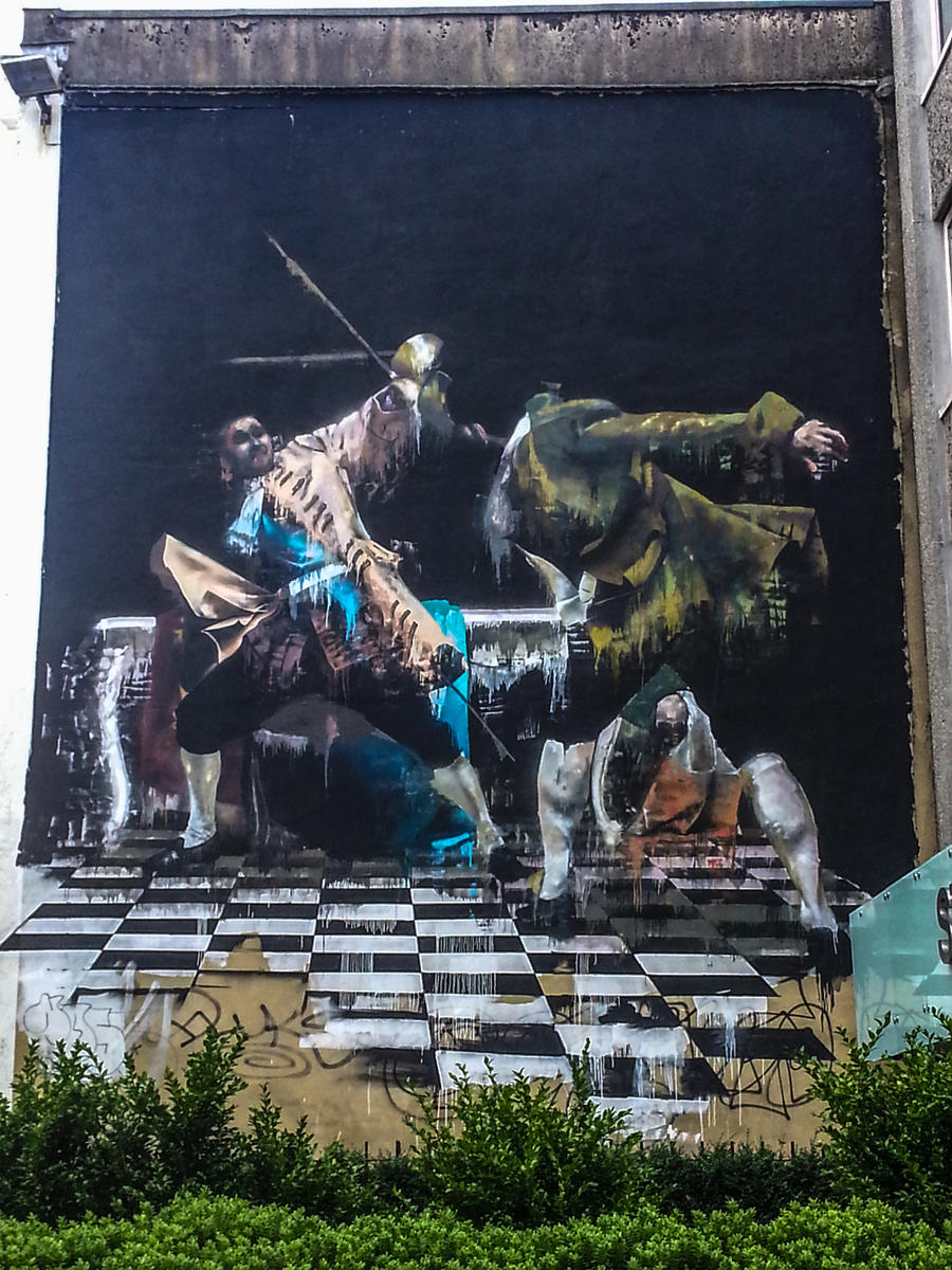 bristol uk street art by speed-demon