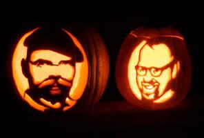 Mythbusters Halloween by Sayurisye