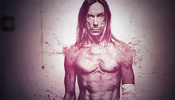 Iggy Pop by Byyr