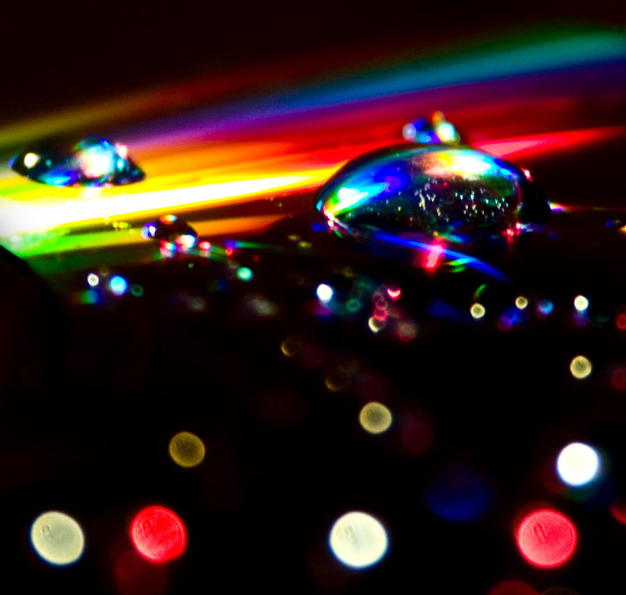 Rainbow drops by stina-star