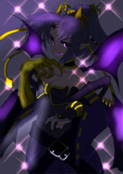 Lilithmon (Colored... well, barely)