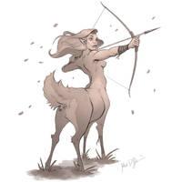 Centaur by MadisonJohnson