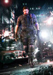 Fighting for better future! 2 (Chris Redfield)