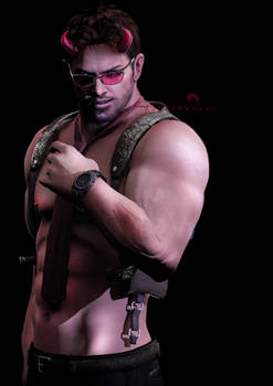 Are you ready? (Chris Redfield)