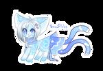Ribbonfox Auction- Snowflake (CLOSED)