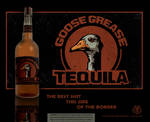 Goose Grease Tequila Label