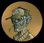 Pizzabox Zombie-Deep Dish Dale