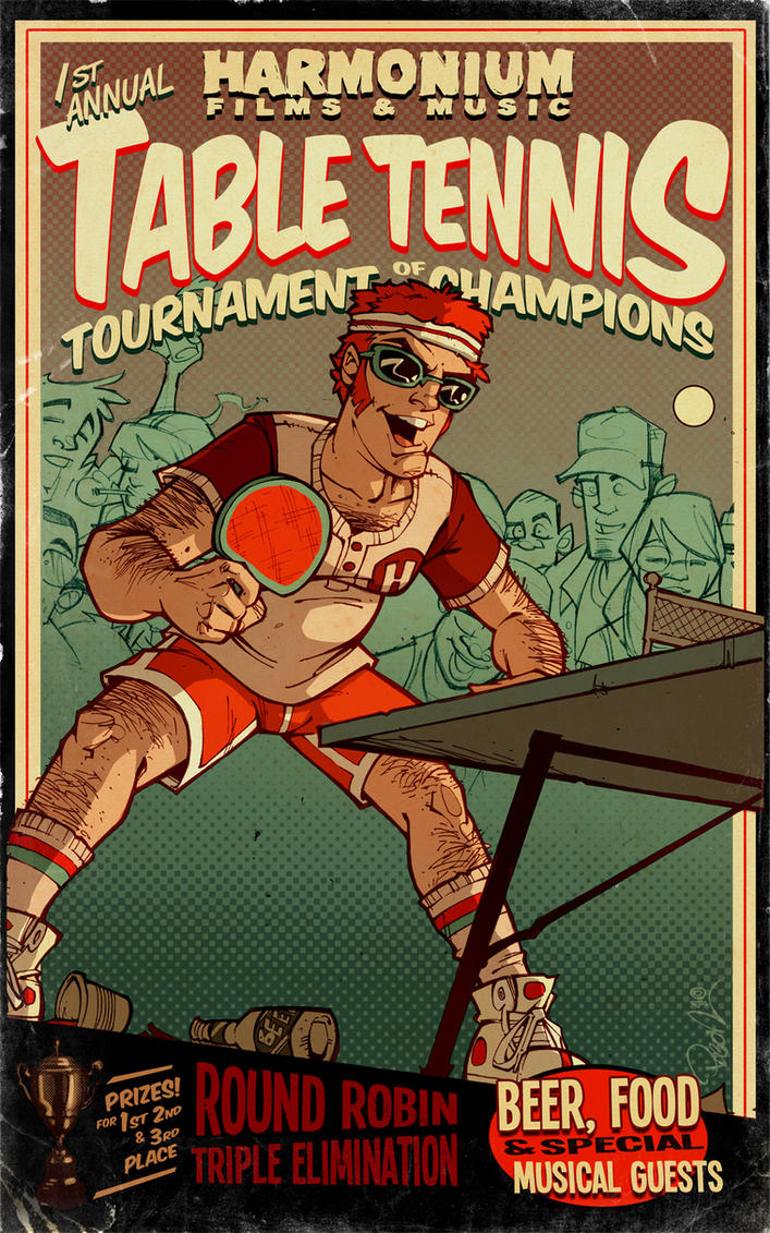 Tournament of Champions by blitzcadet