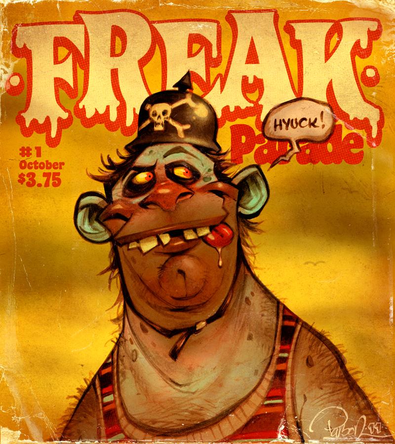 FreakParade 1 by blitzcadet