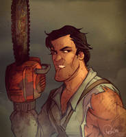 Ash by blitzcadet