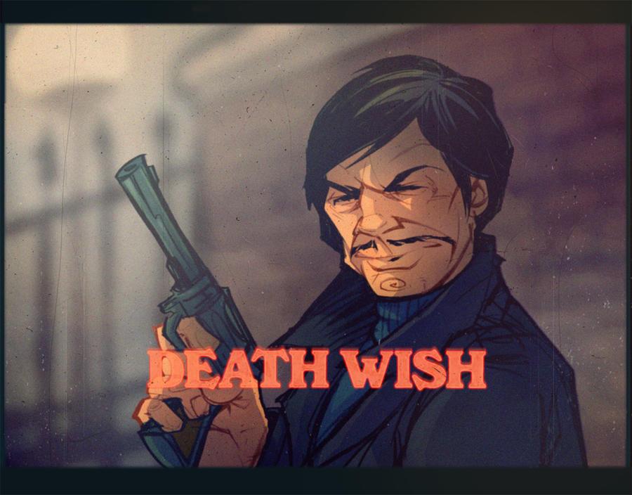 DeathWish by blitzcadet