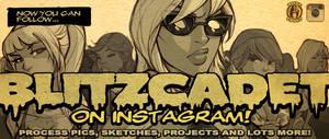BlitzCadet Instagram by blitzcadet