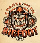 BigFoot Party Shirt