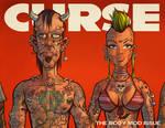 CURSE Cover Art