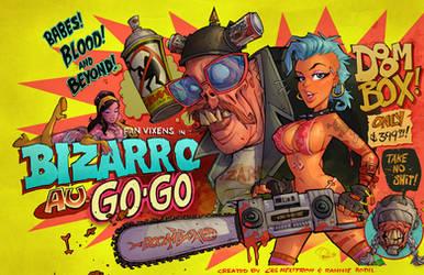 Bizarro Au GO GO Poster by blitzcadet