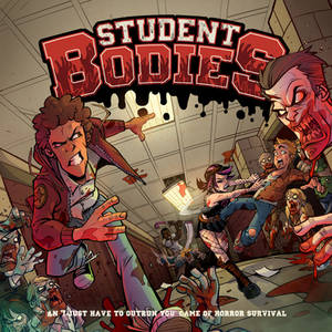 Student Bodies - Cover Art