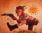 Tank Girl Sunshine