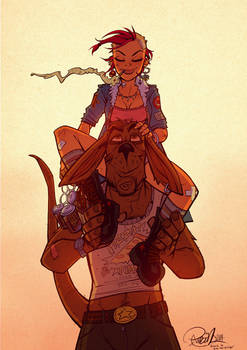Tank Girl Sweethearts
