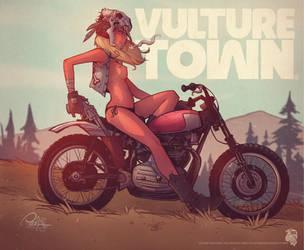 VultureTown : Bandits Triumph by blitzcadet