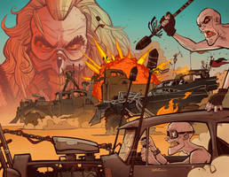 Fury Road Spread