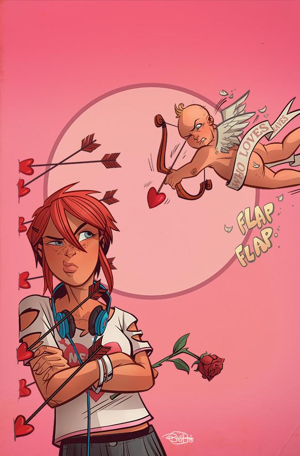 New Romancer #3 by blitzcadet