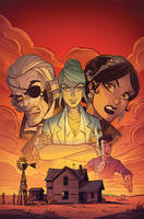 New Romancer #4 by blitzcadet