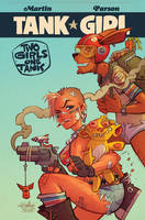 Tank Girl : Two Girls One Tank #2 by blitzcadet