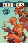 Tank Girl : Two Girls One Tank #2